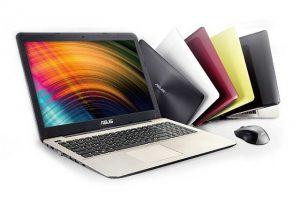 Asus Notebook X555YA