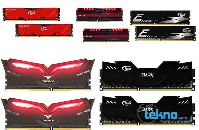 Daftar Harga Memory RAM Team