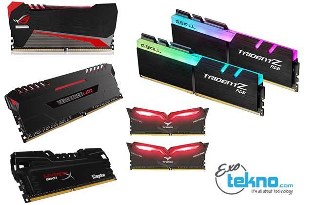Daftar Harga Memory RAM Terbaru