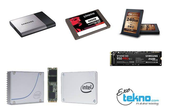 Daftar Harga SSD Terbaru