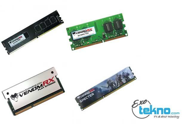 Daftar Harga memory RAM VenomRX
