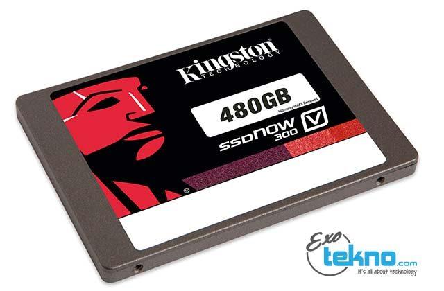 Daftar harga SSD Kingston