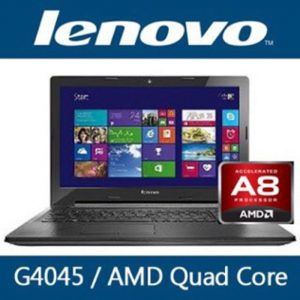 Notebook Lenovo G40 45 AMD A8-6410