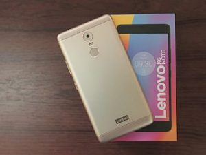 Lenovo Vibe K6 Note