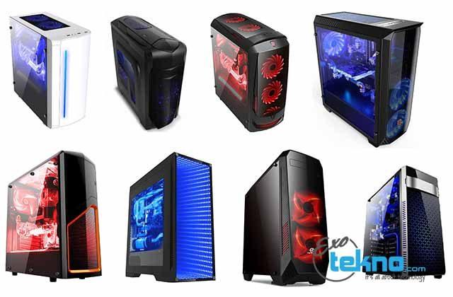 Daftar Harga Casing CPU CUBE GAMING
