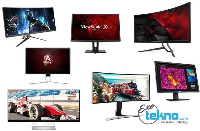 Daftar Harga LCD LED Monitor