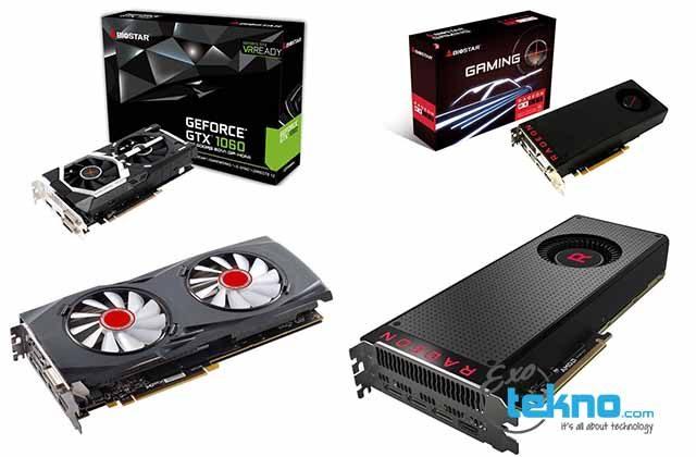 Daftar Harga VGA Card Biostar dan XFX Radeon