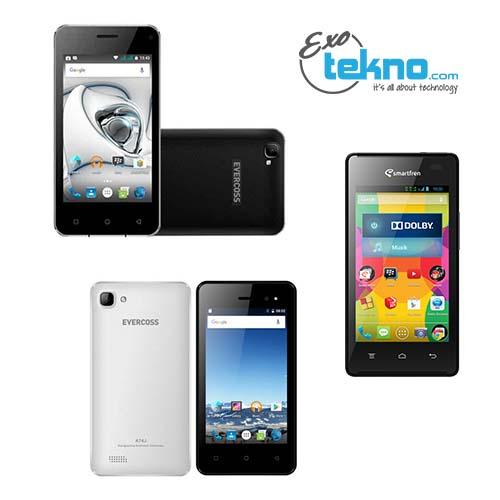 HP Android 500 ribuan