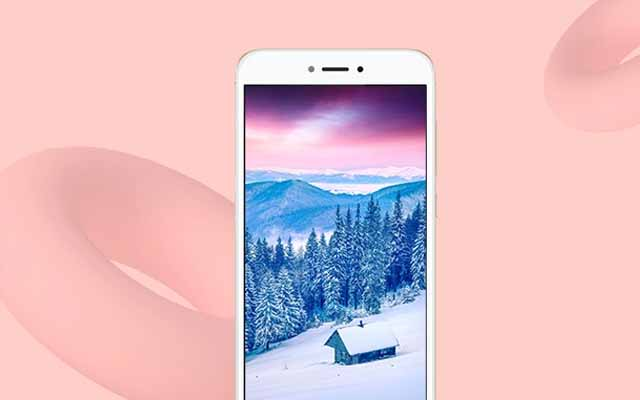 Layar Xiaomi Redmi 4X