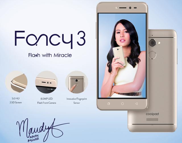Coolpad Fancy 3
