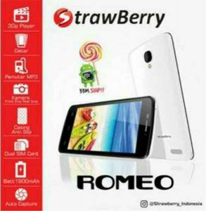 strawberry s10 Romeo